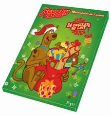 calendrier de l'avent Scooby-doo