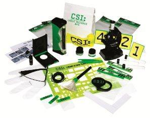malette CSI 2 toys