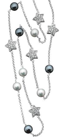 Sautoir Etoiles et Perles 99€ ©EnergetixWellness