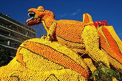 menton fete des citrons
