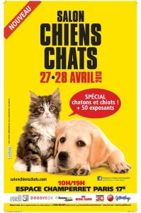 salon chiens chat paris