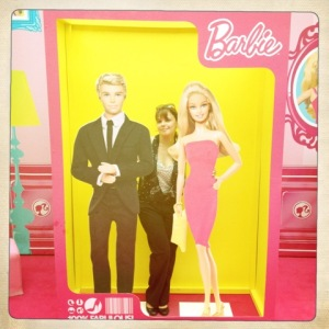 barbie severine