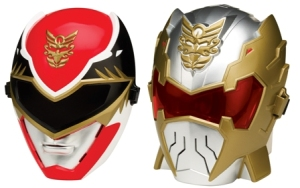 masques Power Rangers