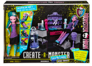 fabrique Monster high