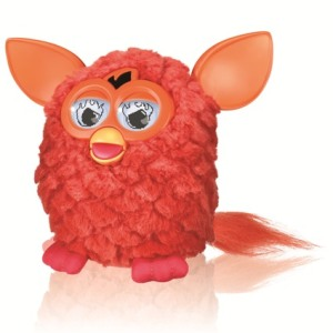 Furby Orange flamme