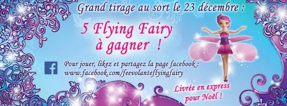 Tirage au sort Flying fairyOK
