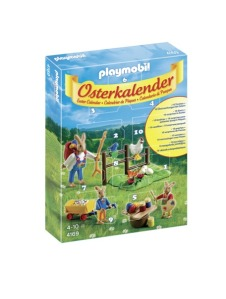calendrier playmobil