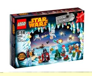 calendrier de l'avent lego star wars