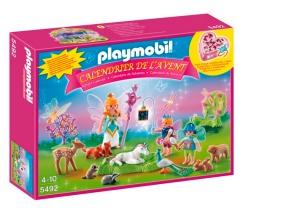 calendrier de l'avent playmobil licornes