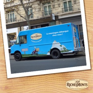 Foodtruck RichesMonts