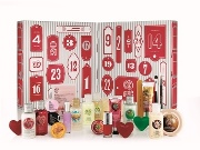 The Body Shop - Calendrier de l'Avent 2014