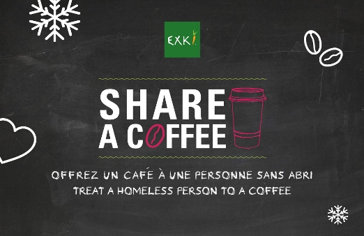 EXKi - ShareAcoffee
