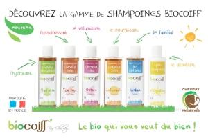 shampoings biocoiff