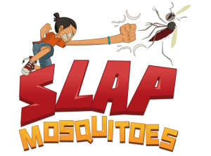 logo slap mosquitoes