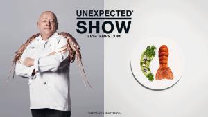 Affiche Unexpected Show 4 Temps
