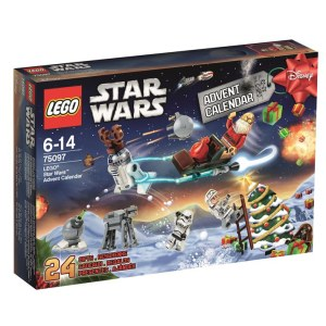 CALENDRIER LEGO SW