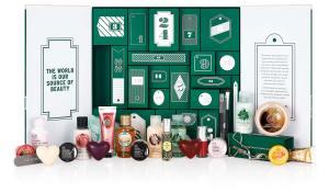 The Body Shop - Calendrier de l'Avent - 85 euros