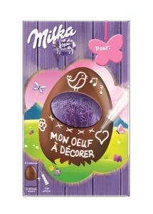 Mon oeuf à décorer Milka 6,89 €