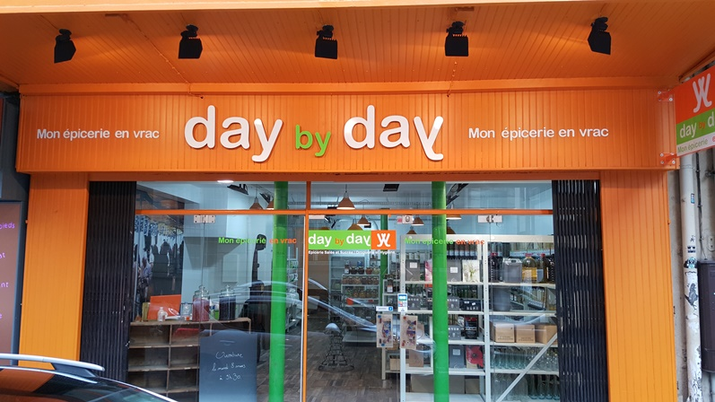 day by day Paris Batignolles