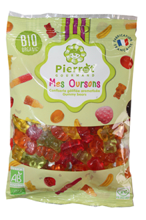 oursons pierrot gourmand