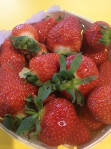 panier fraise