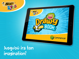 Appli bic Drawy Book
