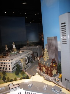 LEGO LAND BOSTON VILLE