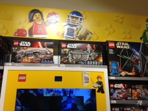 LEGOSTORE STAR WARS