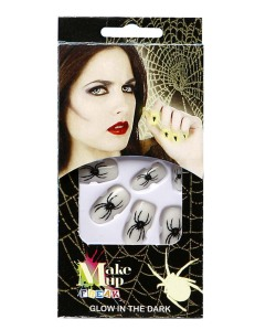 ongles-phosphorescents-araignees-halloween_236253