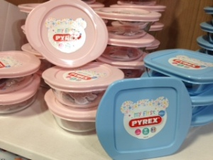 la nouvelle gamme Pyrex enfant est à craquer et à adopter !