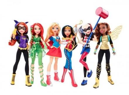 dc-super-girls